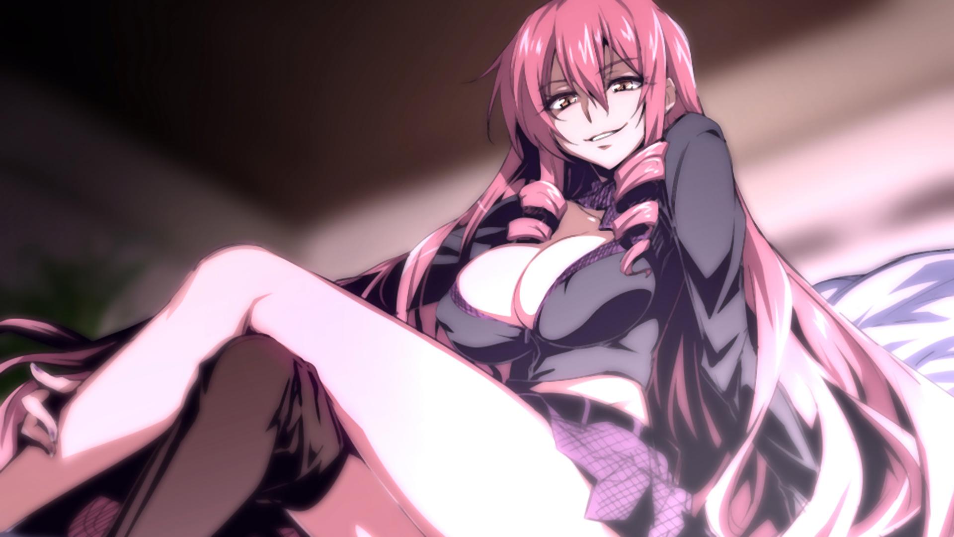Las Villanas Sexys Del Anime Levelup