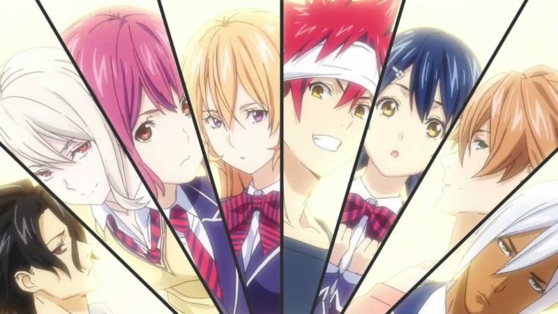 Algunos de los personajes más influyentes de la serie