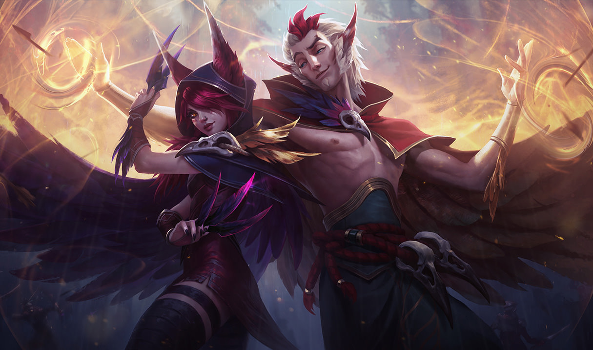 Rakan | League of Legends