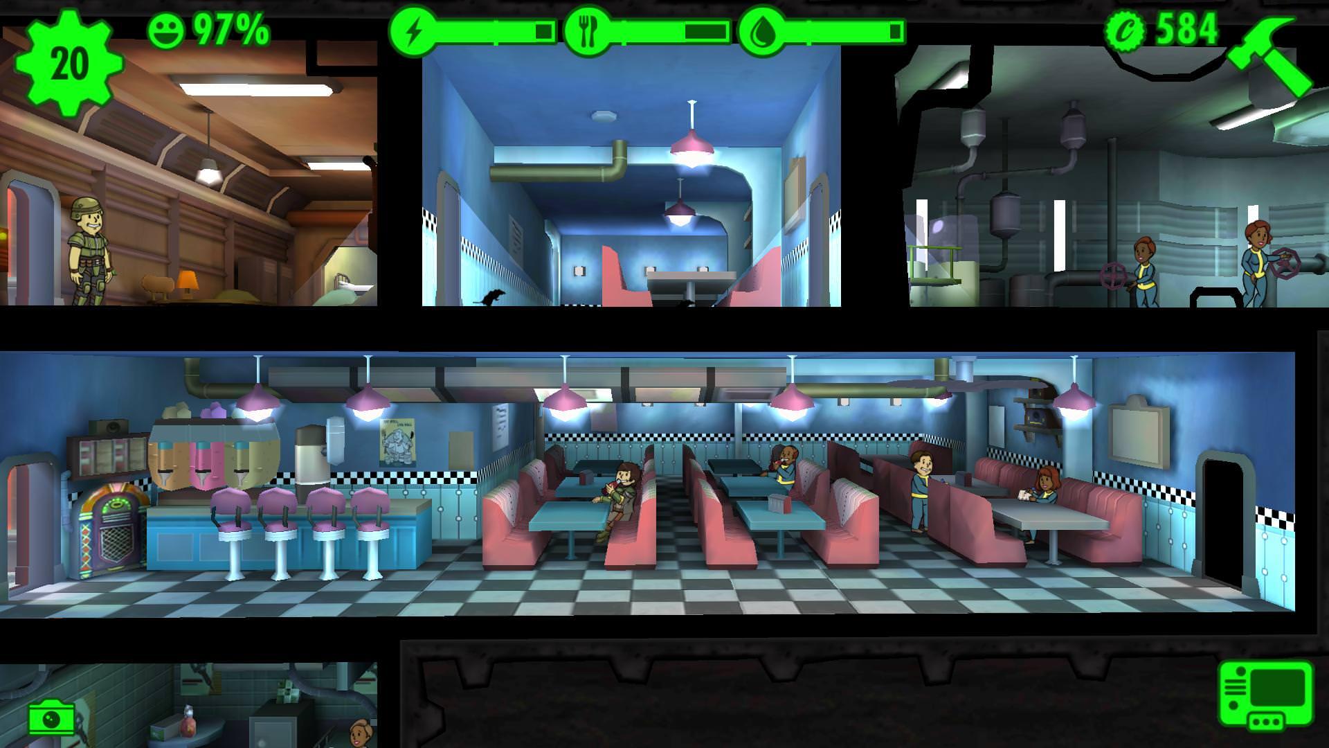 Fallout Shelter - 2015