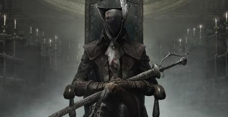 Fan está haciendo un demake de <em>Bloodborne</em> para el primer PlayStation