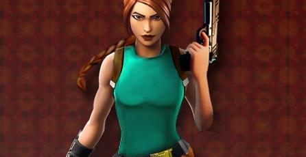 <em>Fortnite</em> podría tener un skin de Lara Croft, protagonista de <em>Tomb Raider</em>