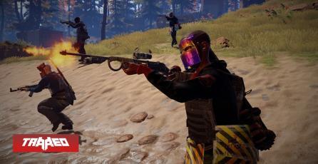 Rust alcanza nuevo récord en Steam con 244 mil jugadores simultáneos