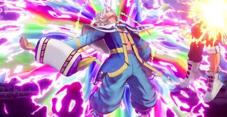 Así peleará Meitenkun en los combates de <em>The King of Fighters XV</em>
