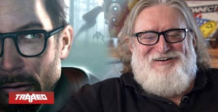 Gabe Newell dice que Valve está trabajando en nuevos juegos singleplayer