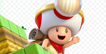 ¡El Escuadrón Toad regresará en <em>Super Mario 3D World</em> para Switch y será jugable!