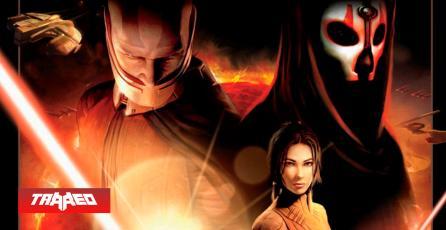 Nuevo Star Wars:Knights of the Old Republic estaría en desarrollo
