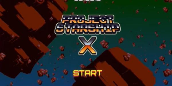 Project Starship X – Tráiler de Lanzamiento
