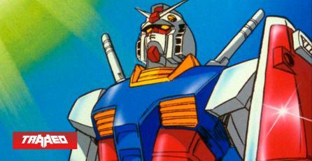 El original Mobile Suit Gundam en Crunchyroll