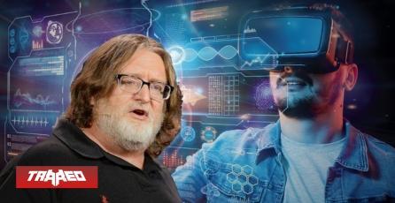 Gabe Newell asegura que chips en el cerebro serán el futuro en los videojuegos