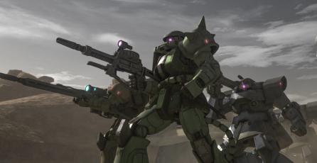 Un juego de <em>Gundam</em> llegará esta semana a PS5 y será gratuito