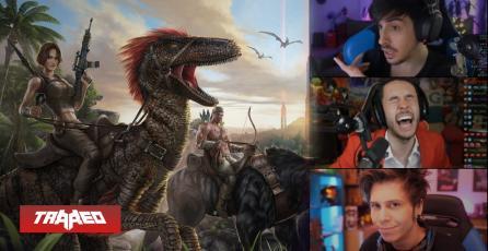 Tras la locura de Egoland, Ark: Survival Evolved puede ser el nuevo destino para los streamers