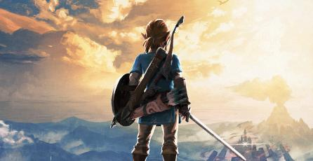 Streamer termina <em>Zelda: Breath of the Wild</em> usando los pies