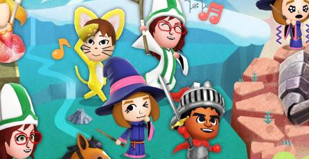 Los Miis regresarán a la acción con el debut de <em>Miitopia</em> en Nintendo Switch