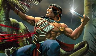 Confirmado: primeras entregas de <em>Turok</em> llegarán a PlayStation 4
