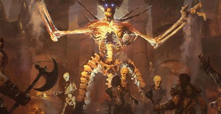 Confirman 2 Alpha para <em>Diablo II Resurrected</em>