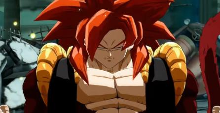 <em>Dragon Ball FighterZ</em>: gameplay revela lo poderoso que será Gogeta (SS4)