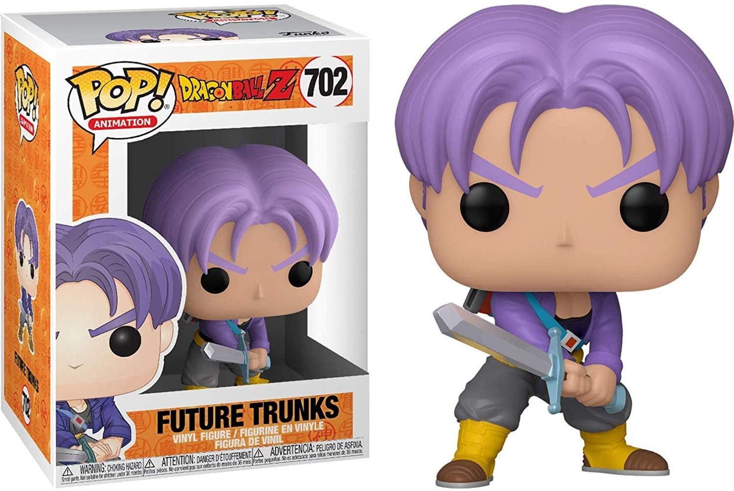 Funko Animation - Trunks