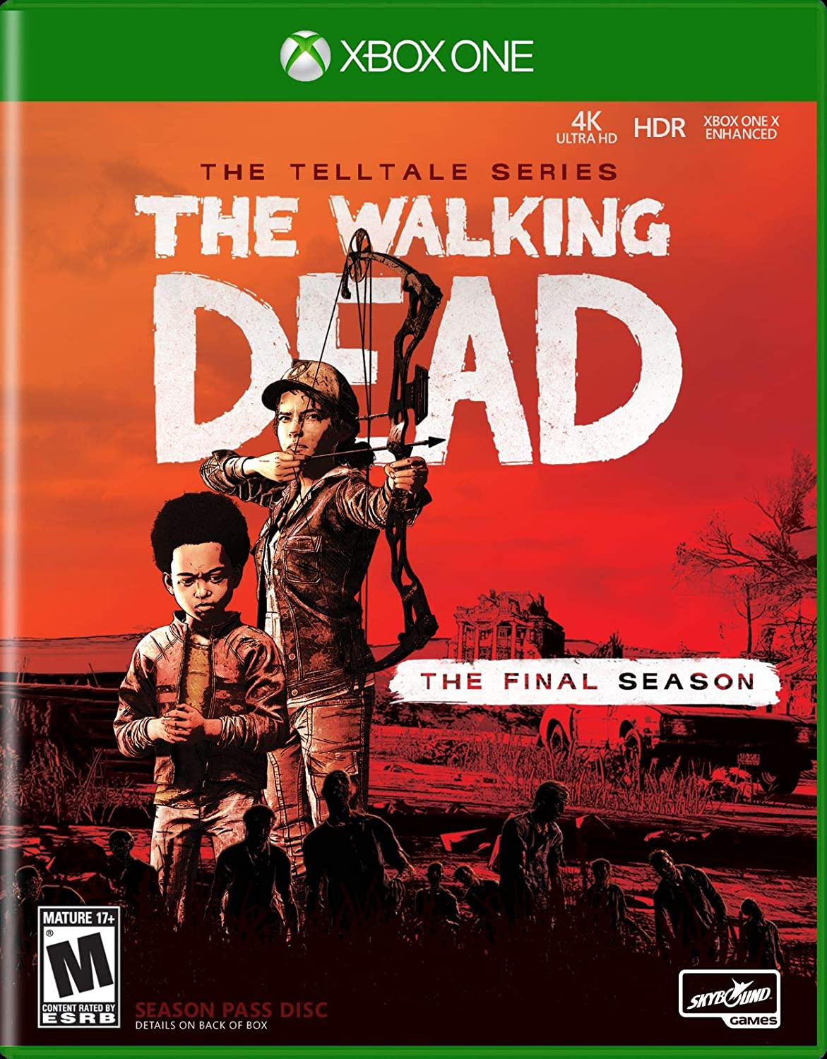 The Walking Dead: Final Season