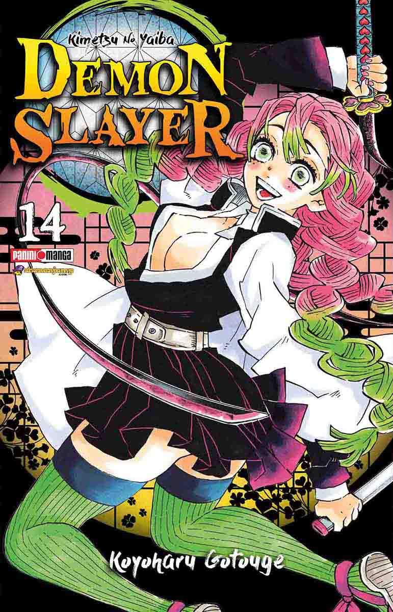 Demon Slayer N.14