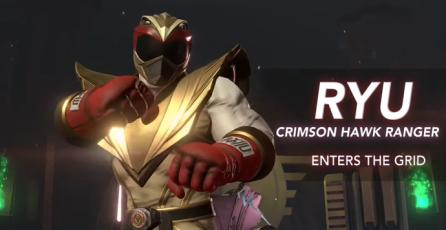 "Power Rangers: Battle for the Grid - Tráiler DLC ""Street Fighter"""