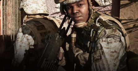 Estudio de <em>God of War</em> llegó a trabajar en el controversial <em>Six Days in Fallujah</em>