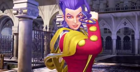 "Street Fighter 5: Champion Edition - Tráiler Jugabilidad de Personaje ""Rose"""