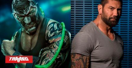 Dave Bautista ha tenido conversaciones con Warner Bros para interpretar a Bane