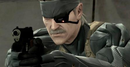 Remake de <em>Metal Gear Solid</em> puede ser real, según el actor de doblaje de Solid Snake
