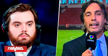 """Periodista de ESPN carga contra Ibai Llanos: """"¿Por qué los jugadores hablan con Ibai?, me pone nervioso esto"""""""