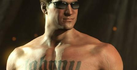 Estrella de la WWE quiere ser Johnny Cage en secuela de <em>Mortal Kombat</em>