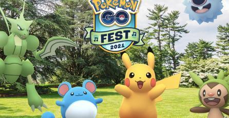 Pokémon GO Fest regresará este año y volverá a ser un evento mundial