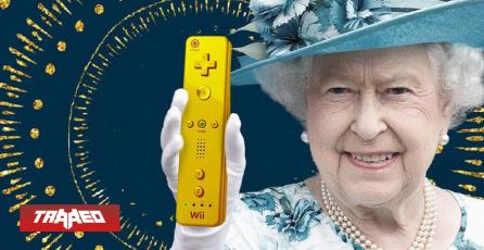 Una Wii hecha de oro para la reina Isabel está siendo subastada en eBay por 300 mil dólares