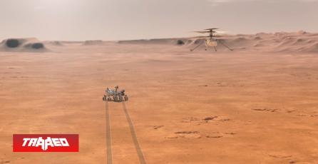 Ingeniero informático y profesor chileno, aporto códigos para el helicóptero Ingenuity en Marte