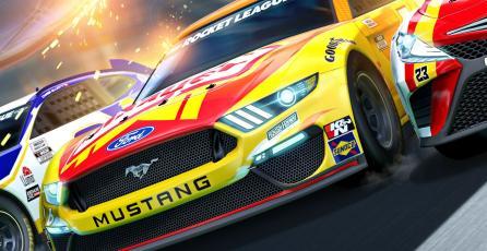 <em>Rocket League</em>: autos de la NASCAR llegarán muy pronto a la Tienda de Objetos