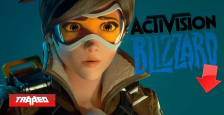 Blizzard ha perdido el 29% de sus jugadores activos, desde el primer trimestre de 2018, a el mismo periodo de tiempo en 2021