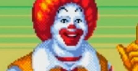 El juego de los 90s de McDonald's esconde un secreto aterrador