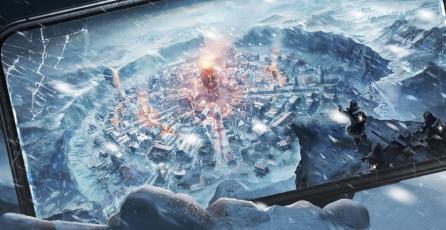 Es oficial: <em>Frostpunk</em> llegará a dispositivos móviles con varias novedades