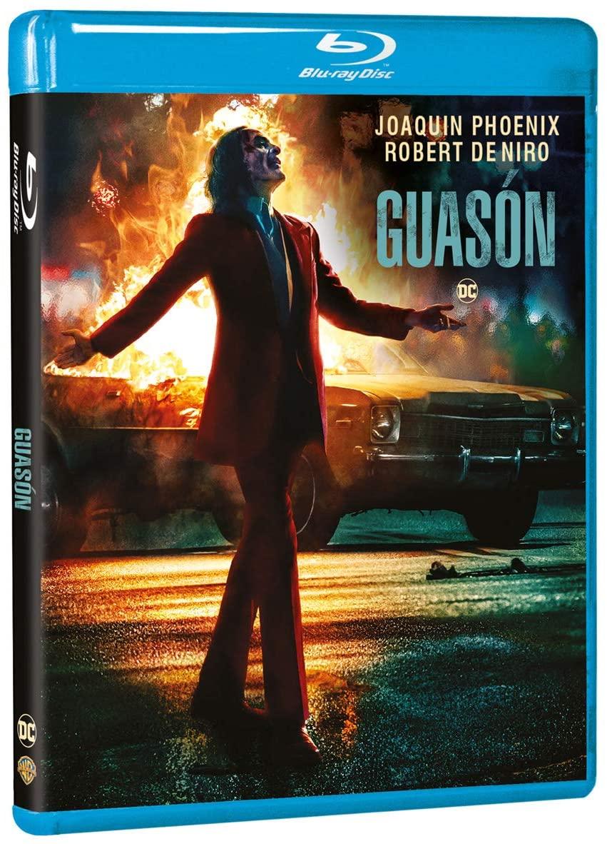 Joker (Guasón) - [Blu-ray]