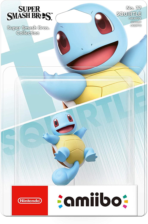 Nintendo Amiibo Squirtle