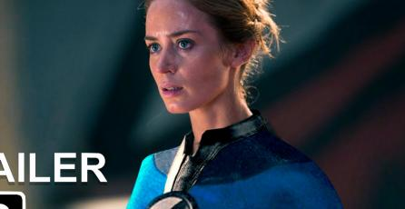 Emily Blunt niega participación en <em>Los 4 Fantásticos</em>
