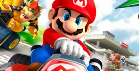 Un fan crea un <em>Mario Kart</em> real con ¡una podadora y un dron!