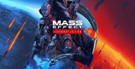 <em>Mass Effect: Legendary Edition</em> hace historia para la franquicia en Steam
