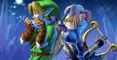 Prototipo de <em>Zelda: Ocarina of Time</em> tenía función que <em>Portal</em> popularizó 1 década después