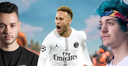 <em>Fortnite</em>: Neymar, TheGrefg y Ninja jugarán juntos hoy; así podrás verlos
