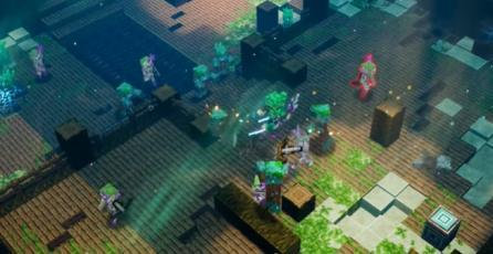 """Minecraft Dungeons - Tráiler DLC """"Hidden Depths"""""""