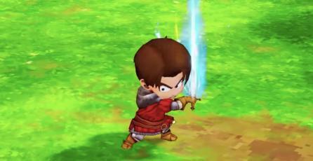 Lanzarán versión de <em>Dragon Quest X Online</em> que no requerirá conexión a Internet