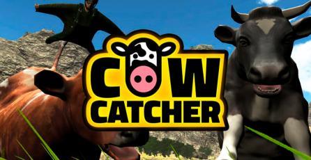Conoce <em>Cow Catcher</em>, el juego indie que te permitirá cazar… vacas