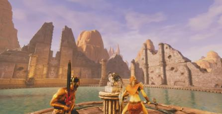 Conan Exiles: Isle of Siptah - Tráiler de Lanzamiento