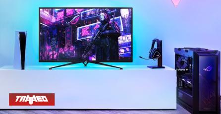ASUS Republic of Gamers llega con el Strix XG43UQ, primer monitor 4K con HDMI 2.1